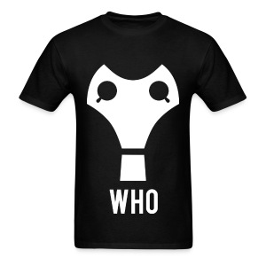 SKYF-01-036 The Who enemy sign - Men's T-Shirt