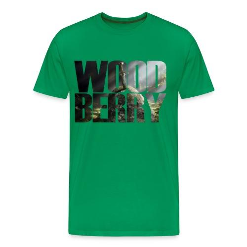 Wood Berry Tee - Men's Premium T-Shirt