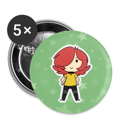 Littleru - Small Buttons