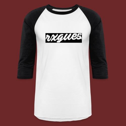 NEGATIVE SPACE BASEBALL TEE - Baseball T-Shirt
