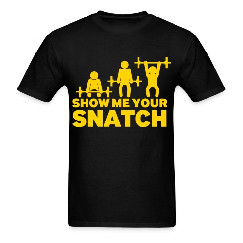 GO - Men's T-Shirt