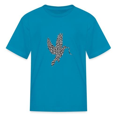 FA elephant print kids - Kids' T-Shirt