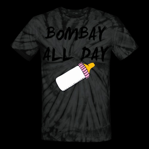 Bombay All Day Mens Tee - Tye Die [3 Colors] - Unisex Tie Dye T-Shirt