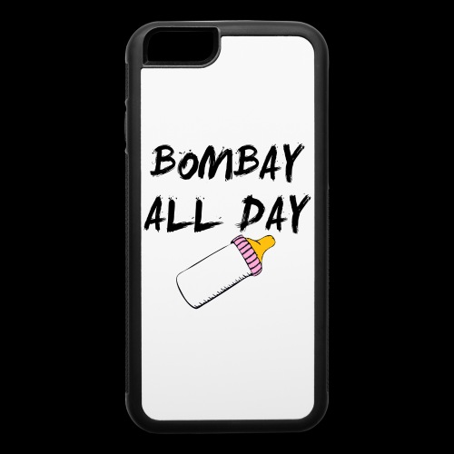 Bombay All Day Phone Case - iPhone 6/6S - iPhone 6/6s Rubber Case