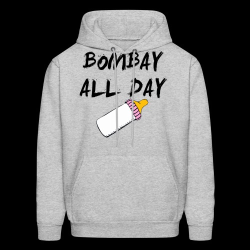 Bombay All Day Mens Hoodie - Baby Bottle [All Colors] - Men's Hoodie