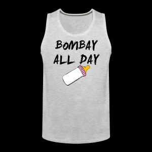 Bombay All Day Mens Tank - Baby Bottle [All Colors] - Men's Premium Tank