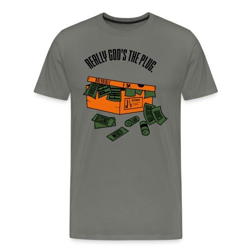 James 1:16 - Men's Premium T-Shirt