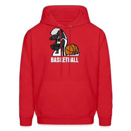 Badgers Basketball Hoody - Men's Hoodie