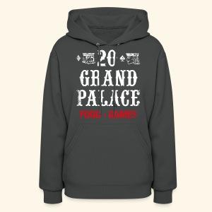 20 Grand Plalace - Women's Hoodie