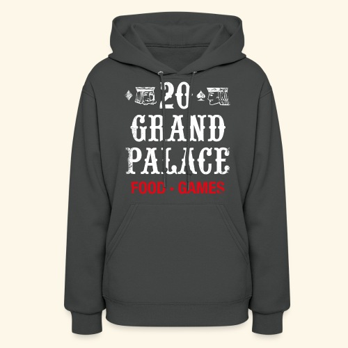 20 Grand Plalace - Women's Hoodie
