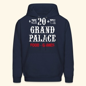 20 Grand Plalace - Men's Hoodie