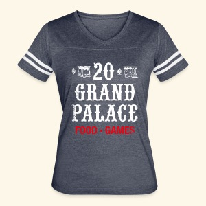 20 Grand Plalace - Women's Vintage Sport T-Shirt