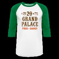 T-Shirts ~ Baseball T-Shirt ~ 20 Grand Plalace