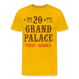 20 Grand Plalace - Men's Premium T-Shirt