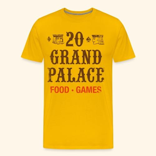 20 Grand Plalace - Men's Premium T-Shirt