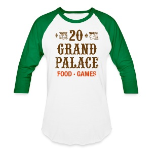 20 Grand Plalace - Baseball T-Shirt