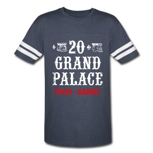20 Grand Plalace - Vintage Sport T-Shirt