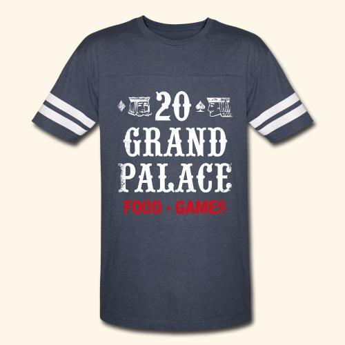 20 Grand Plalace - Vintage Sport T-Shirt