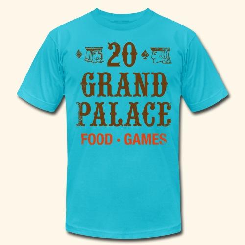 20 Grand Plalace - Men's Fine Jersey T-Shirt