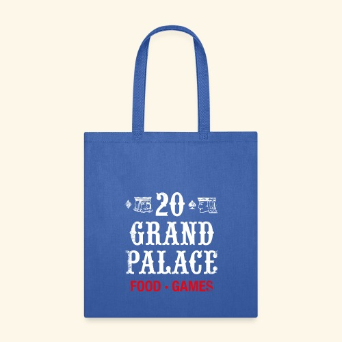 20 Grand Plalace - Tote Bag