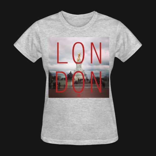 LON|DON | Women's T-shirt - Women's T-Shirt