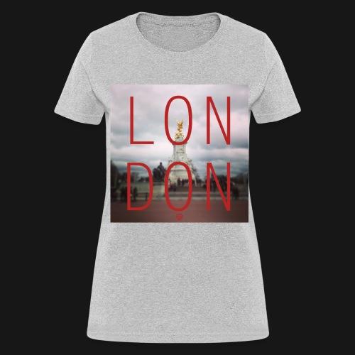 LON|DON | Women's T-shirt - Women's T-Shirt