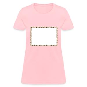 T-shirt with framework - Women's T-Shirt