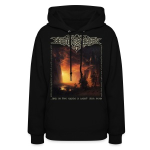 Moongates Guardian - ...and in the glade a light was seen - Women's Hoodie