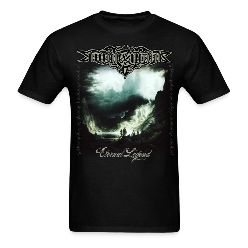 Moongates Guardian - Eternal Legend - Men's T-Shirt