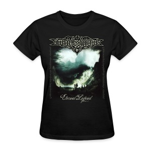 Moongates Guardian - Eternal Legend - Women's T-Shirt