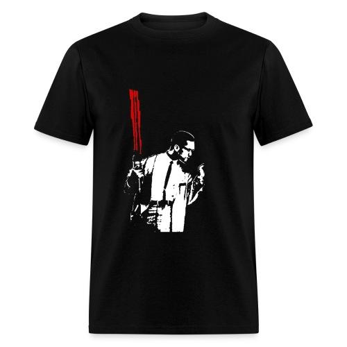 Malcolm Saber - Men's T-Shirt