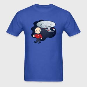 Picard Trek Enterprise - Men's T-Shirt