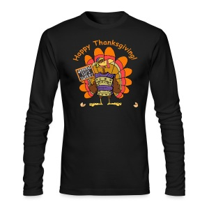 General Tso's Thanksgiving - Men's Long Sleeve T-Shirt by Next Level