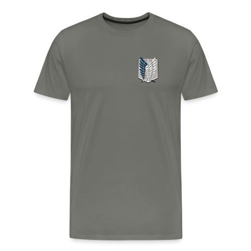 Survey Corps Logo - Men's Premium T-Shirt