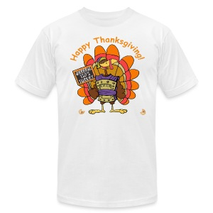 General Tso's Thanksgiving - Men's T-Shirt by American Apparel
