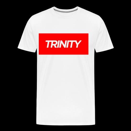 Trinity: Text Tee - Men's Premium T-Shirt