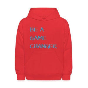 Kids Be A Game Changer Hoodie - Kids' Hoodie