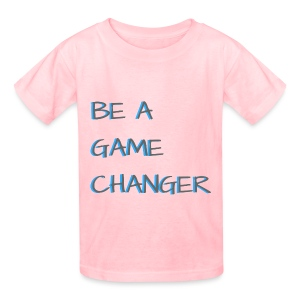 Kids Be A Game Changer  - Kids' T-Shirt