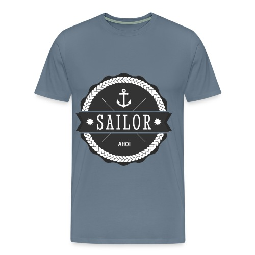 Ahoi! - Men's Premium T-Shirt