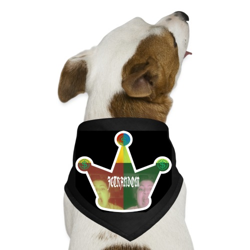 total dog randomness dog bandana - Dog Bandana