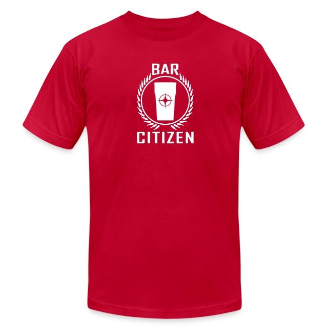 Bar Citizen American Apparel (White Logo)