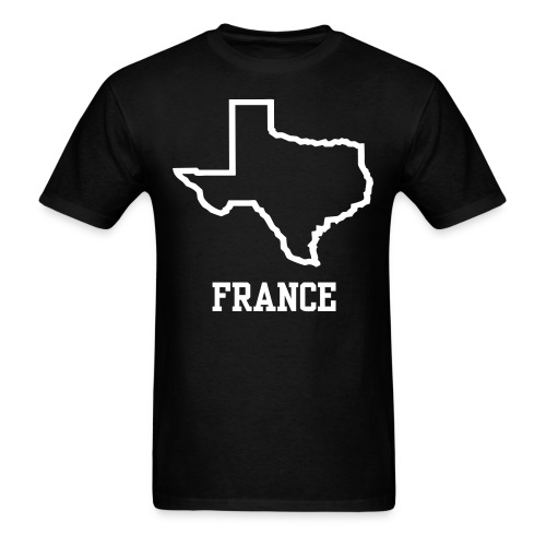 Ne plaisante pas avec le Texas - Men's T-Shirt