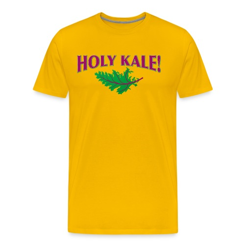 HOLY KALE! -Premium Tee - Men's Premium T-Shirt