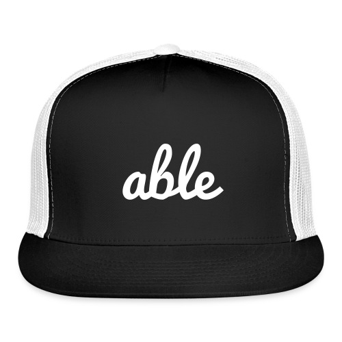 AbLe Hat - Trucker Cap