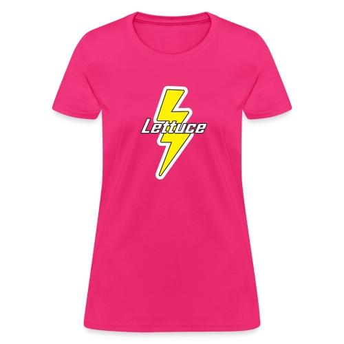 Lettuce Bolt! - Women's T-Shirt