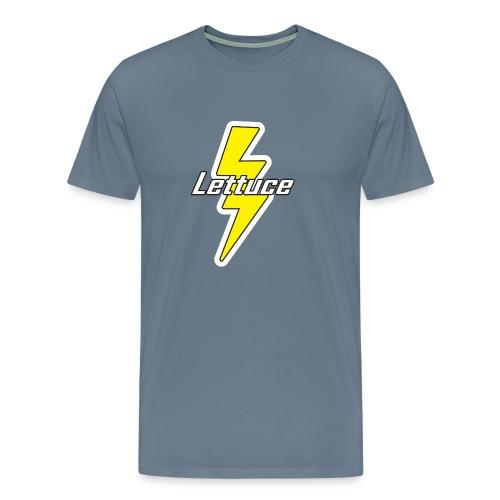 Lettuce Bolt! -Premium Tee - Men's Premium T-Shirt