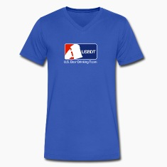 U.S. Beer Drinking Team - V  Tee