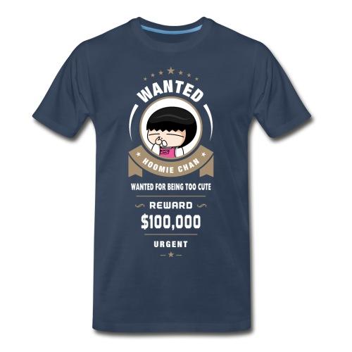 WANTED! - Men's Premium T-Shirt