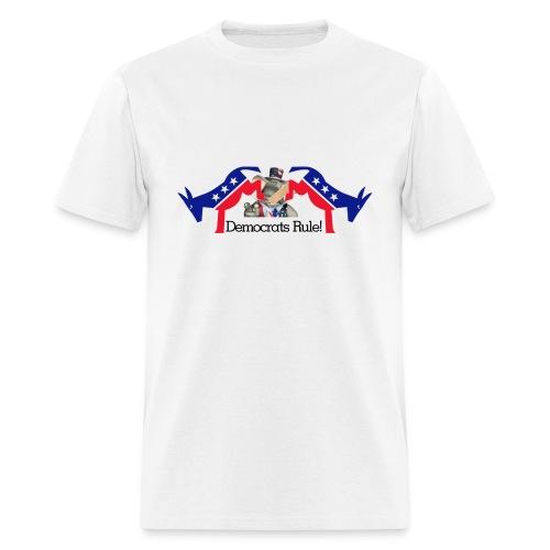 Democrats Rule - Men's T-Shirt