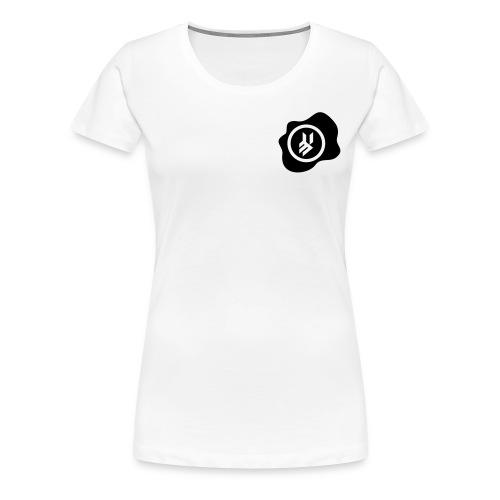 milkshake_wht - Women's Premium T-Shirt